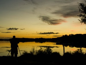 Gary Carter shooting in South Carolina's NWRs.