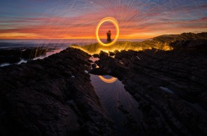 Steel wool photography by Mark G.