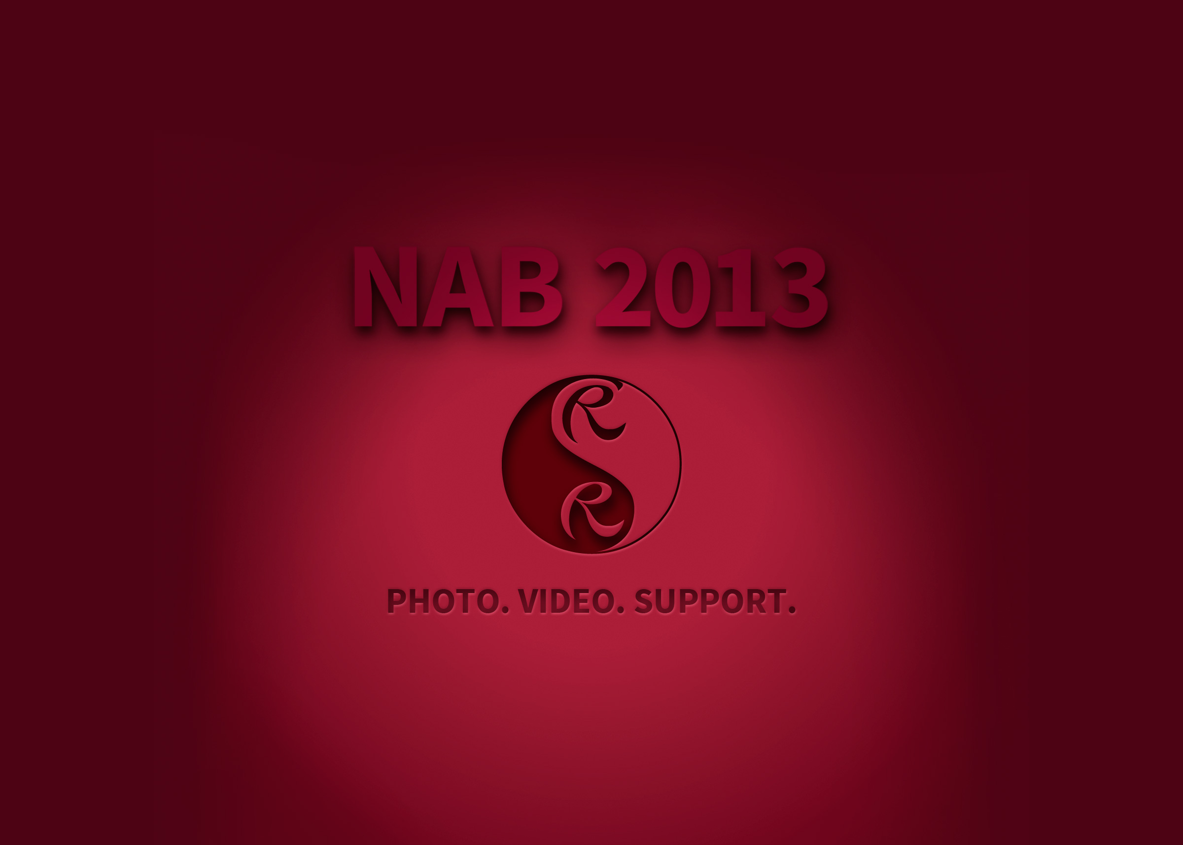 RRS will be attending NAB 2013.