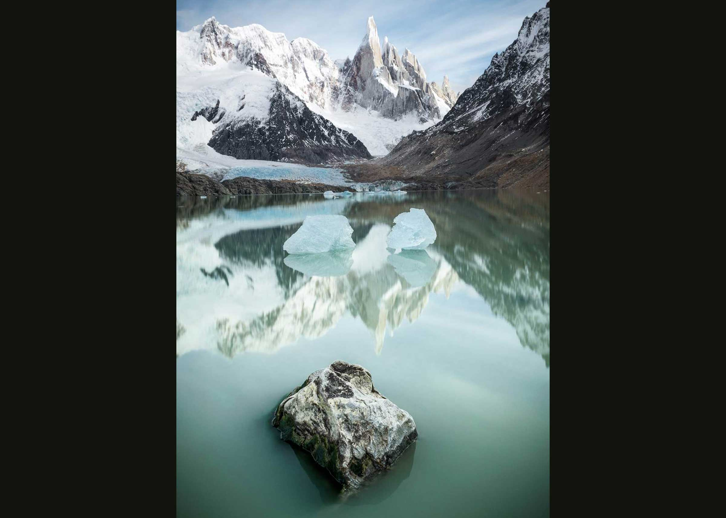 Cerro Torre by John Barwood