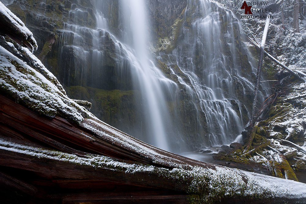 Proxy Falls by Andrew Kumler