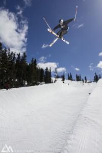 Skiing, Jump