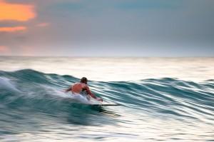 Nicaragua Speed Blur by Chris Burkard