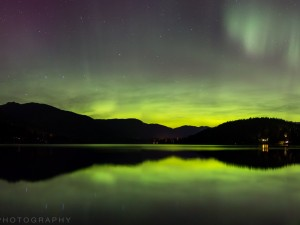 aurora borealis, light