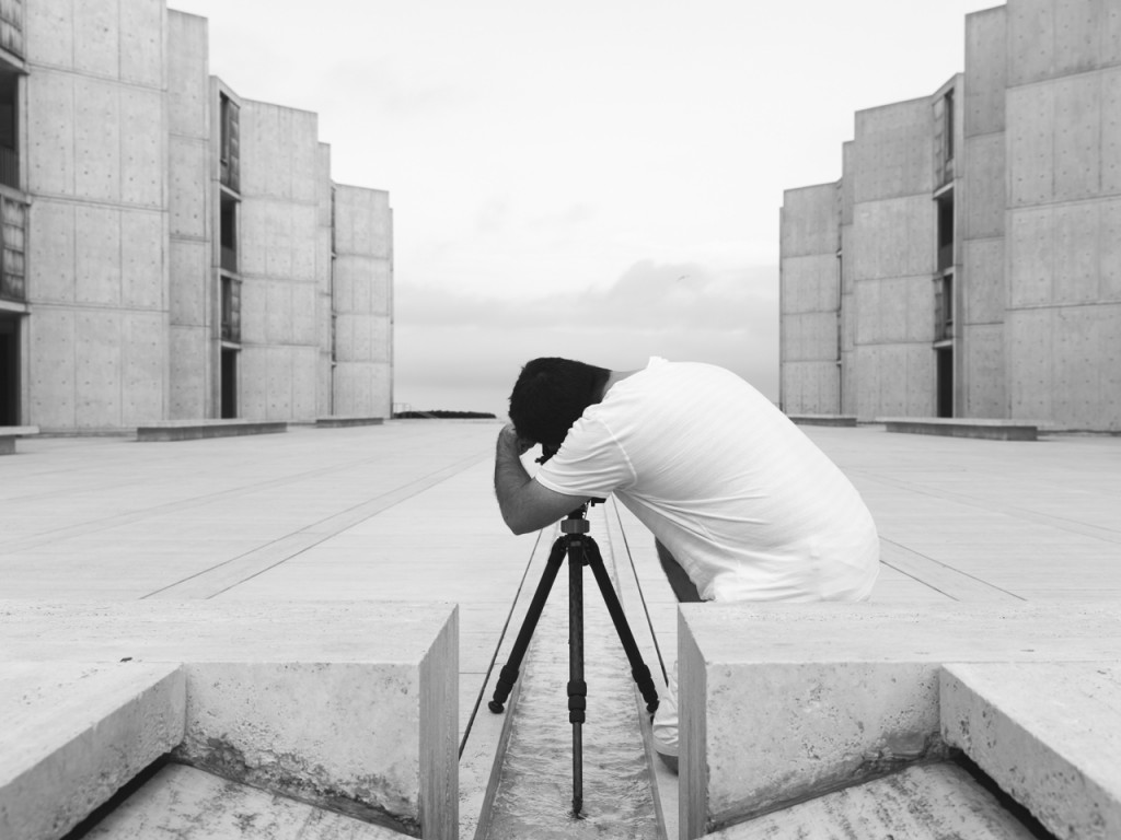 Behind the Scenes at Salk Institute