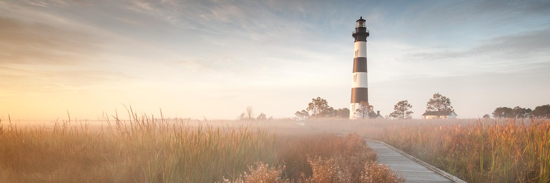 Autumn Fog Bodie by Mark VanDyke