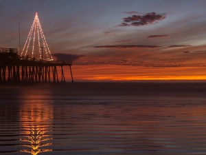 """""""Pismo Christmas"""" by Brady Cabe"""
