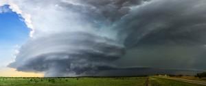 Supercell Near Henrietta, TX