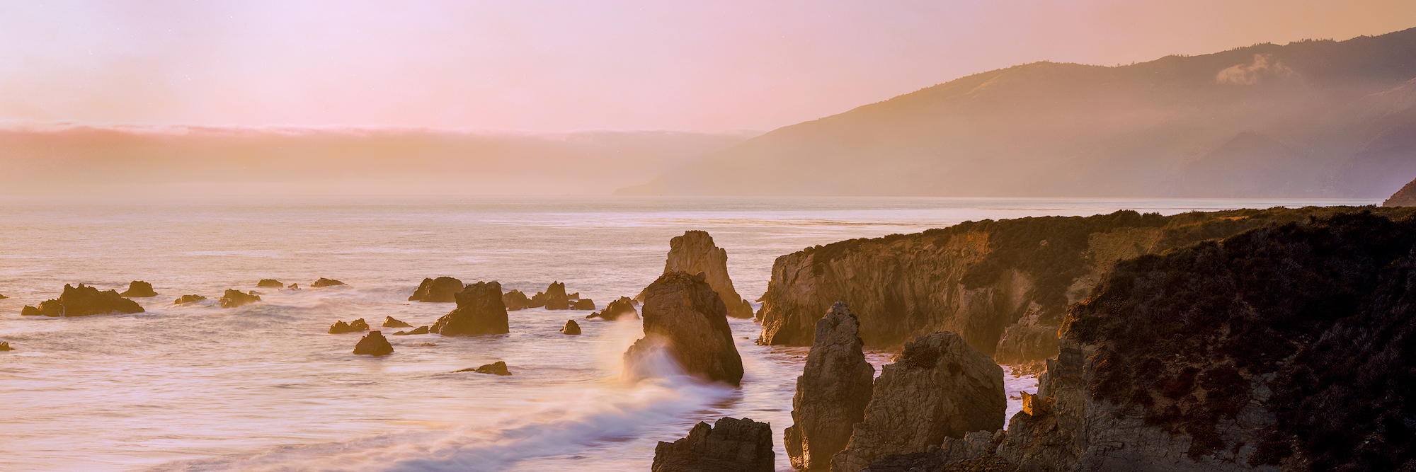 Pacific Valley by Michael Strickland
