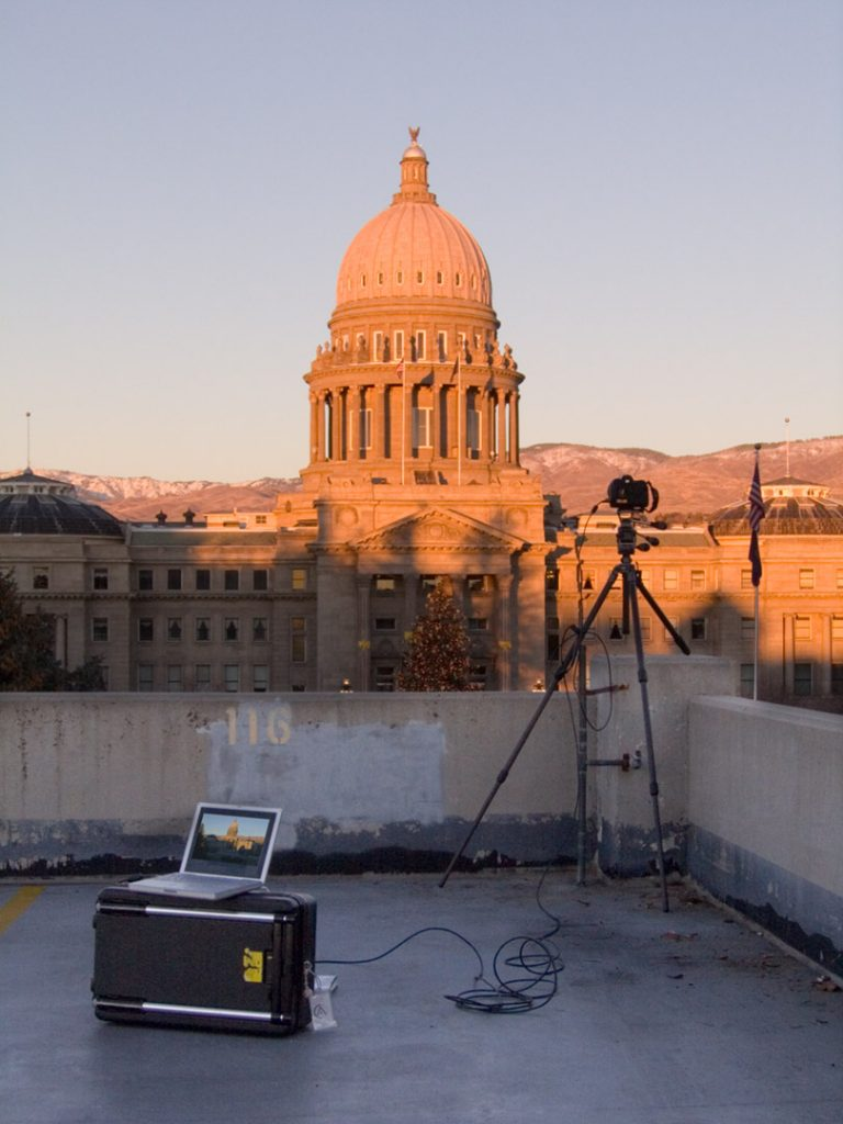 BTS Idaho State Capitol Photo by Kevin Ames