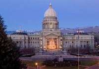 Idaho State Capitol Building by Kevin Ames