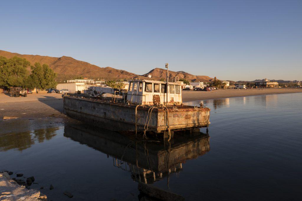 Baja, derelict, ex-pat camps-1