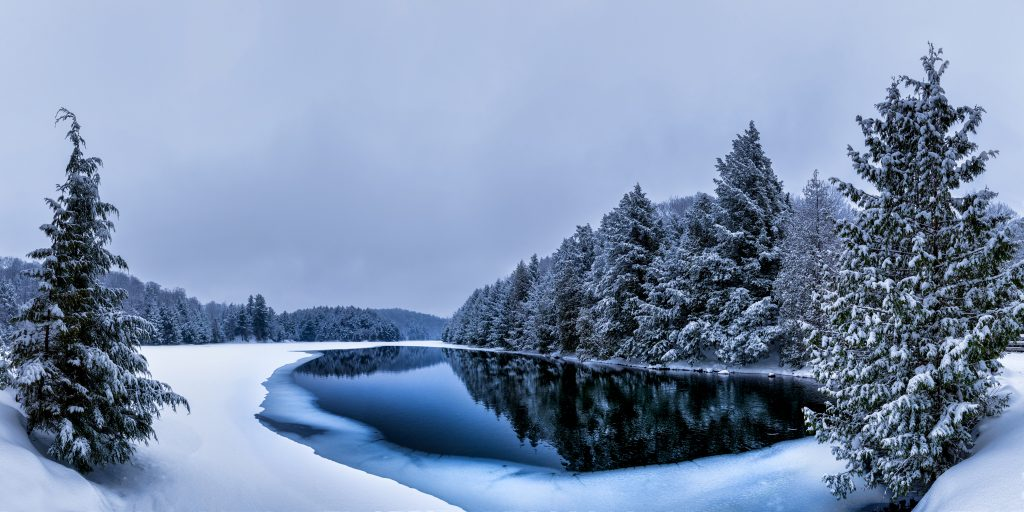 Alone in December (Ottawa, ON, Canada)